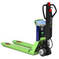 Dini Argeo TPW E-Force Trade Approved Electric Pallet Truck Scale